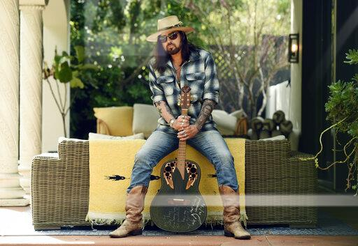 Billy Ray Cyrus Portrait Session