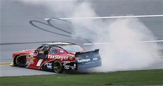 NASCAR Talladega Nationwide Auto Racing
