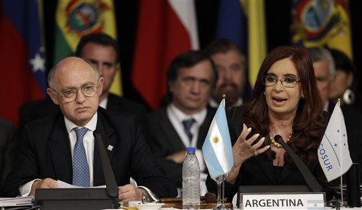 Argentina Mercosur Summit