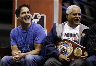 Mark Cuban, Eduardo Garcia