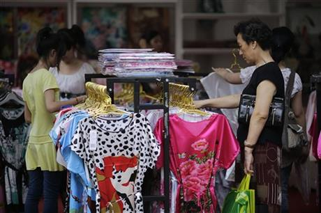 China Choosy Consumers