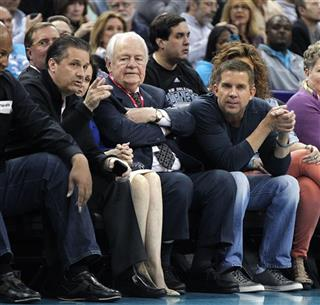 John Calipari, Tom Benson, Sean Payton