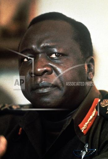 Associated Press International News Unknown Country U.N. UGANDA PRESIDENT AMIN