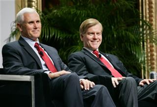 Mike Pence, Bob McDonnell