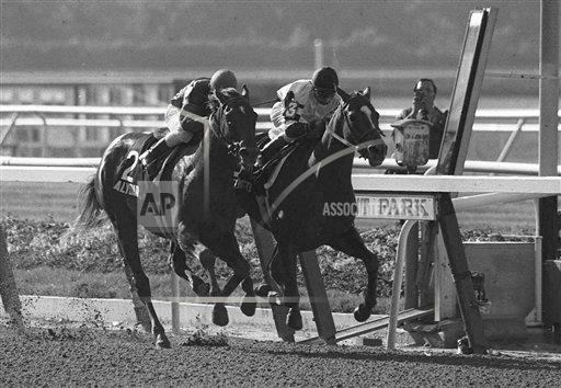 Associated Press Sports New York United States File photo BELMONT CENTENNIAL