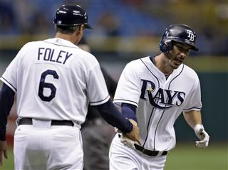 Tom Foley, Matt Joyce