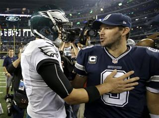Mark Sanchez, Tony Romo