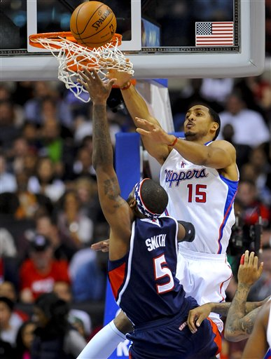 Josh Smith, Ryan Hollins