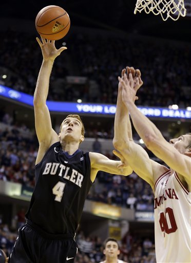 Cody Zeller, Erik Fromm