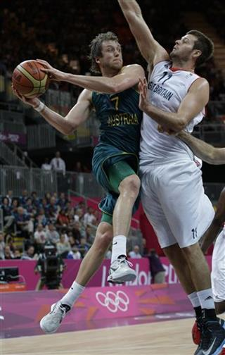 Joe Ingles, Joel Freelan