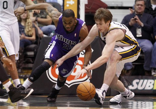 Marcus Thornton, Gordon Hayward