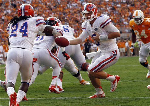 Jeff Driskel, Matt Jones