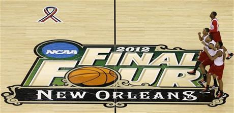 NCAA Final Four Louisville Basketball