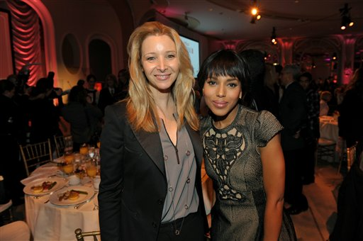 Lisa Kudrow, Kerry Washington