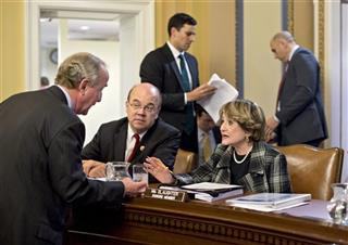 Rodney Frelinghuysen, Louise Slaughter, Jim McGovern