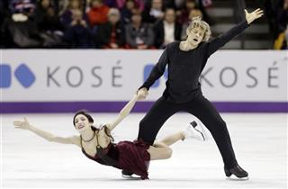 Meryl Davis, Charlie White,