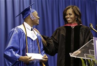 Michelle Obama, Mustapha Williams
