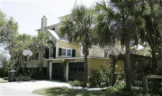 Jenny Sanford's Home on Sullivan's Island, SC
