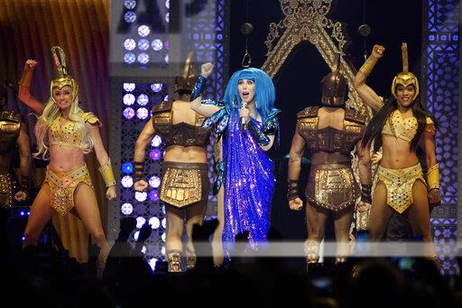 Cher in Concert - Chicago