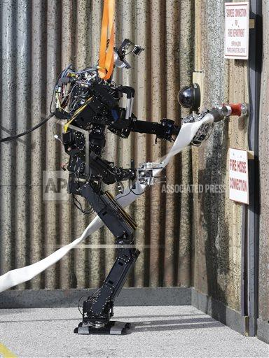 Darpa Robotics Trials