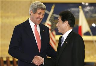 John Kerry, Fumio Kishida