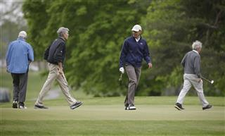 Barack Obama, Bob Corker, Saxby Chambliss, Mark Udall