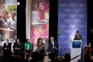 John Kerry, Michelle Obama, Malalai Bahaduri, Julieta Castellanos, Josephine Obiajulu Odumakin