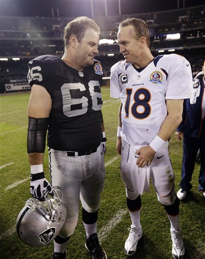 Cooper Carlisle, Peyton Manning