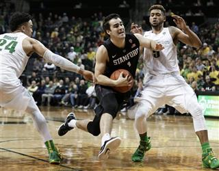 Stanford Oregon Basketball