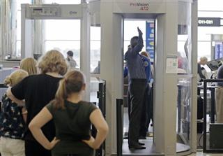 Body Scanners Small Airports