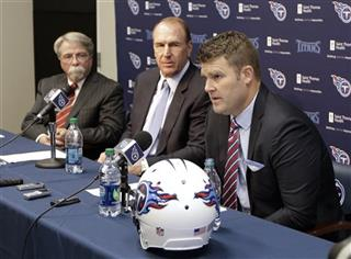 Mike Mularkey, Jon Robinson, Steve Underwood