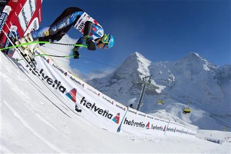 Switzerland Alpine Skiing