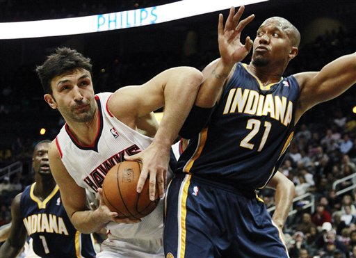 Zaza Puchulia, David West