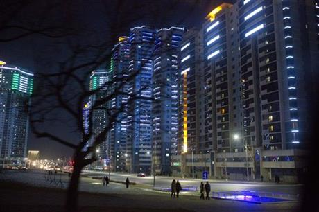 North Korea A City Apart