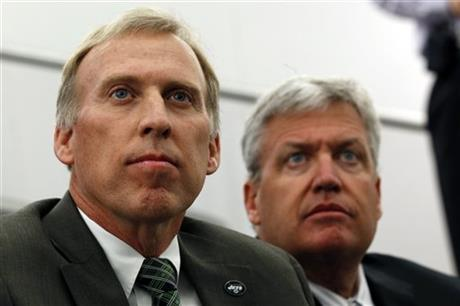John Idzik, Rex Ryan