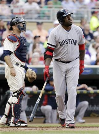 Ryan Doumit, David Ortiz