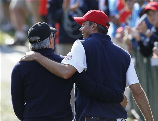Fred Couples, Matt Kuchar
