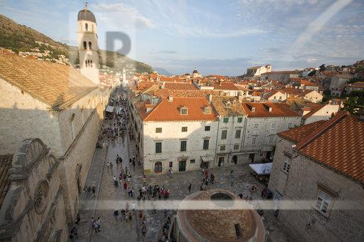 Croatia Dubrovnik Tourist Crush
