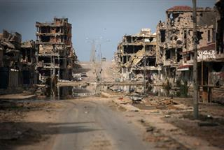 Mideast Libya The Race To Sirte