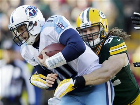 Clay Matthews, Jake Locker