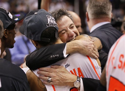 Rick Pitino, Peyton Siva