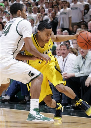 Trey Burke, Gary Harris