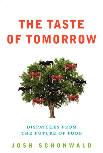 Book Review The Taste of Tomorrow