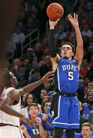Tyus Jones, Rysheed Jordan