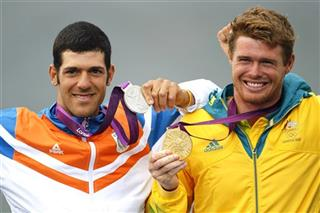 London Olympics Sailing Men 