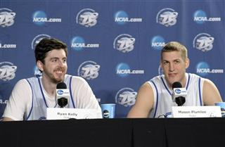 Ryan Kelly, Mason Plumlee