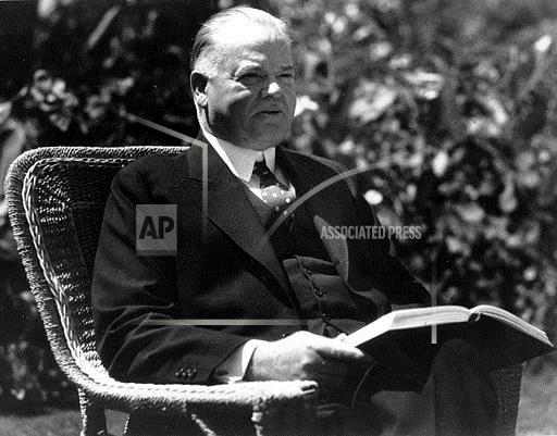 Associated Press Domestic News HERBERT HOOVER