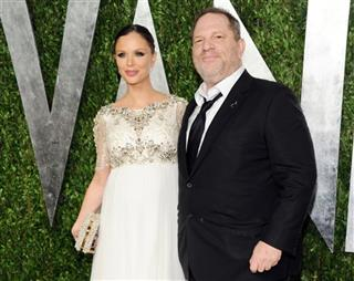 Georgina Chapman,Harvey Weinstein