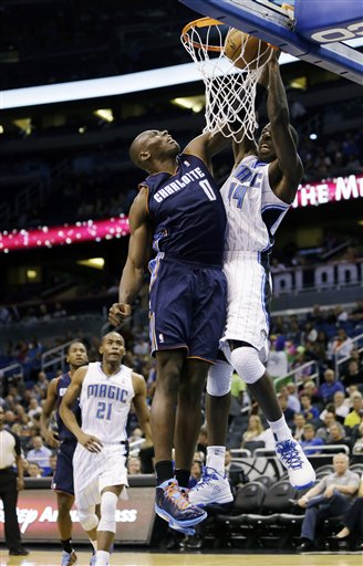 Bismack Biyombo, Andrew Nicholson