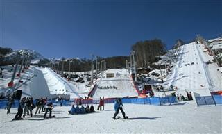 Russia Snowboard World Cup